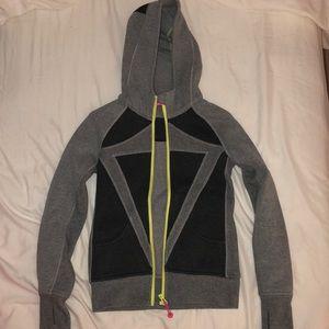 Workout scuba hoodie